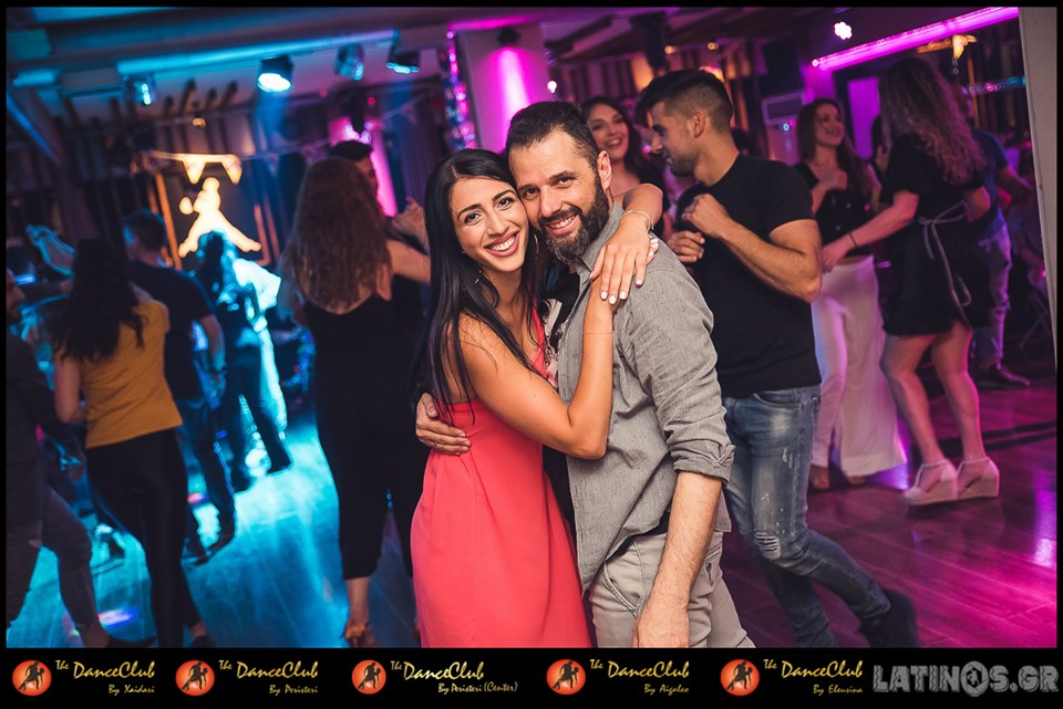 Latin Party @ The Dance Club
