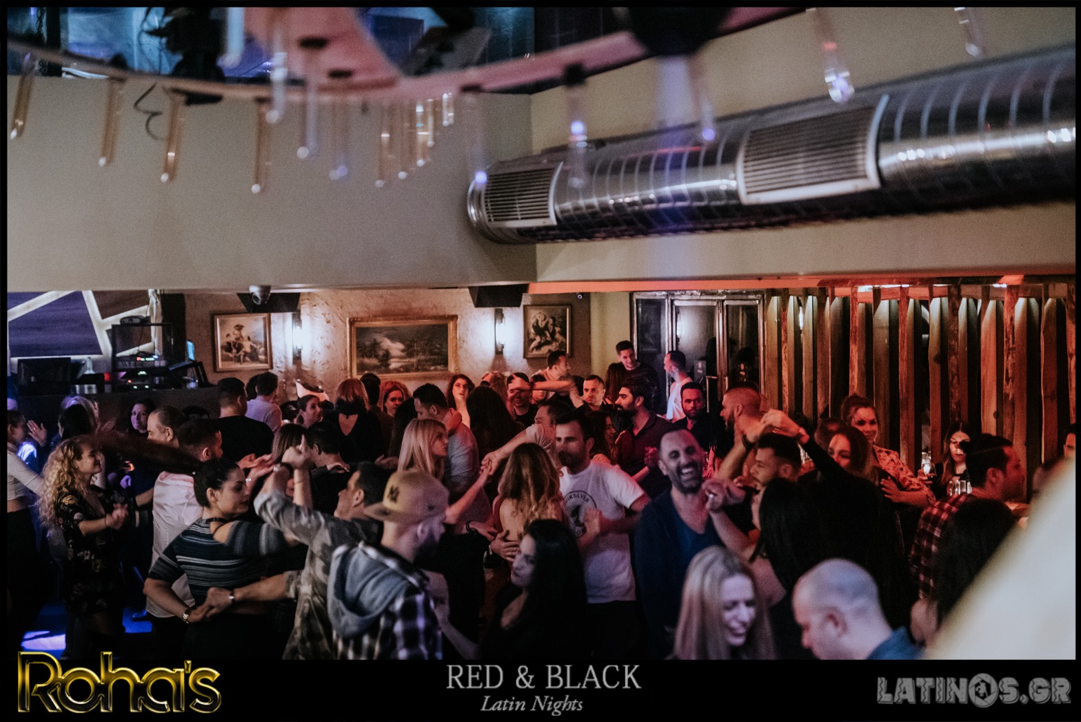 Red & Black @ Roha's