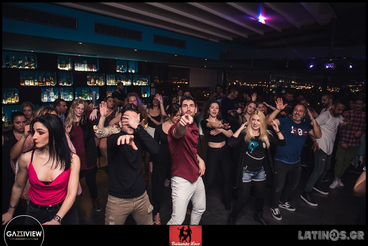 Bailando Loco @ Gazi View