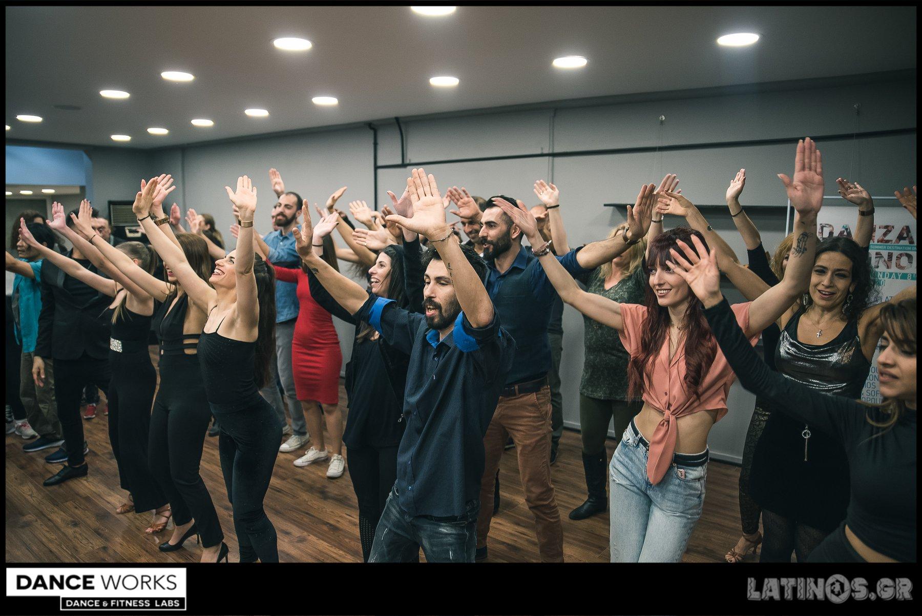 Κοπή Πίτας 2020 @ Dance Works