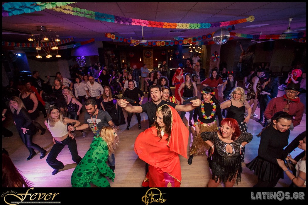 Latin Party @ Fever Reloaded