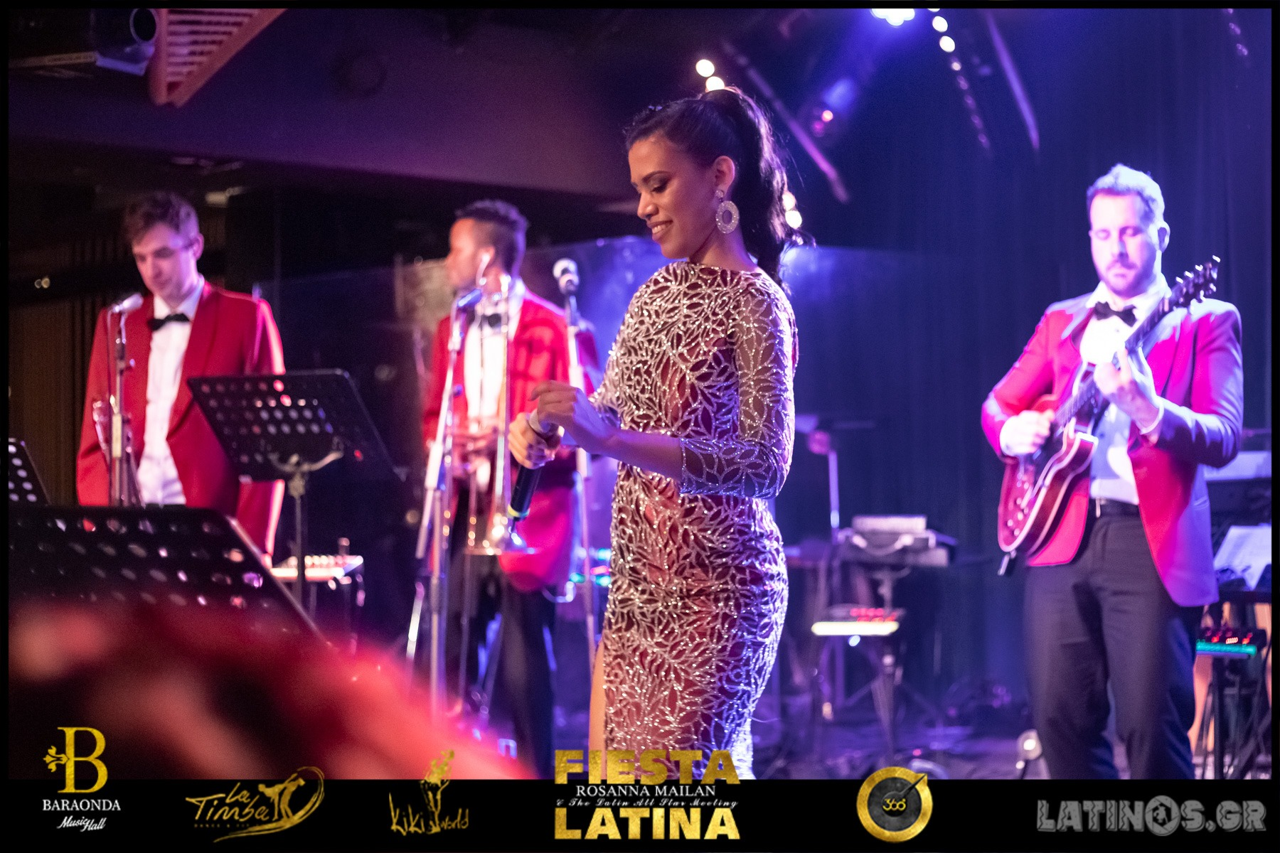 Fiesta Latina @ Baraonda